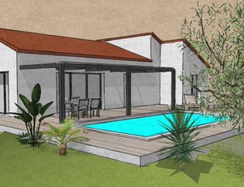 Rénovation d'une maison individuelle, optimiser l'ensoleillement