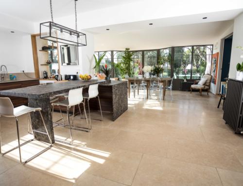 Rénovation d'une grande Maison à Montpellier
