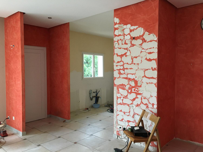 architecture montpellier rénovation interieur mobilier sur mesure 3