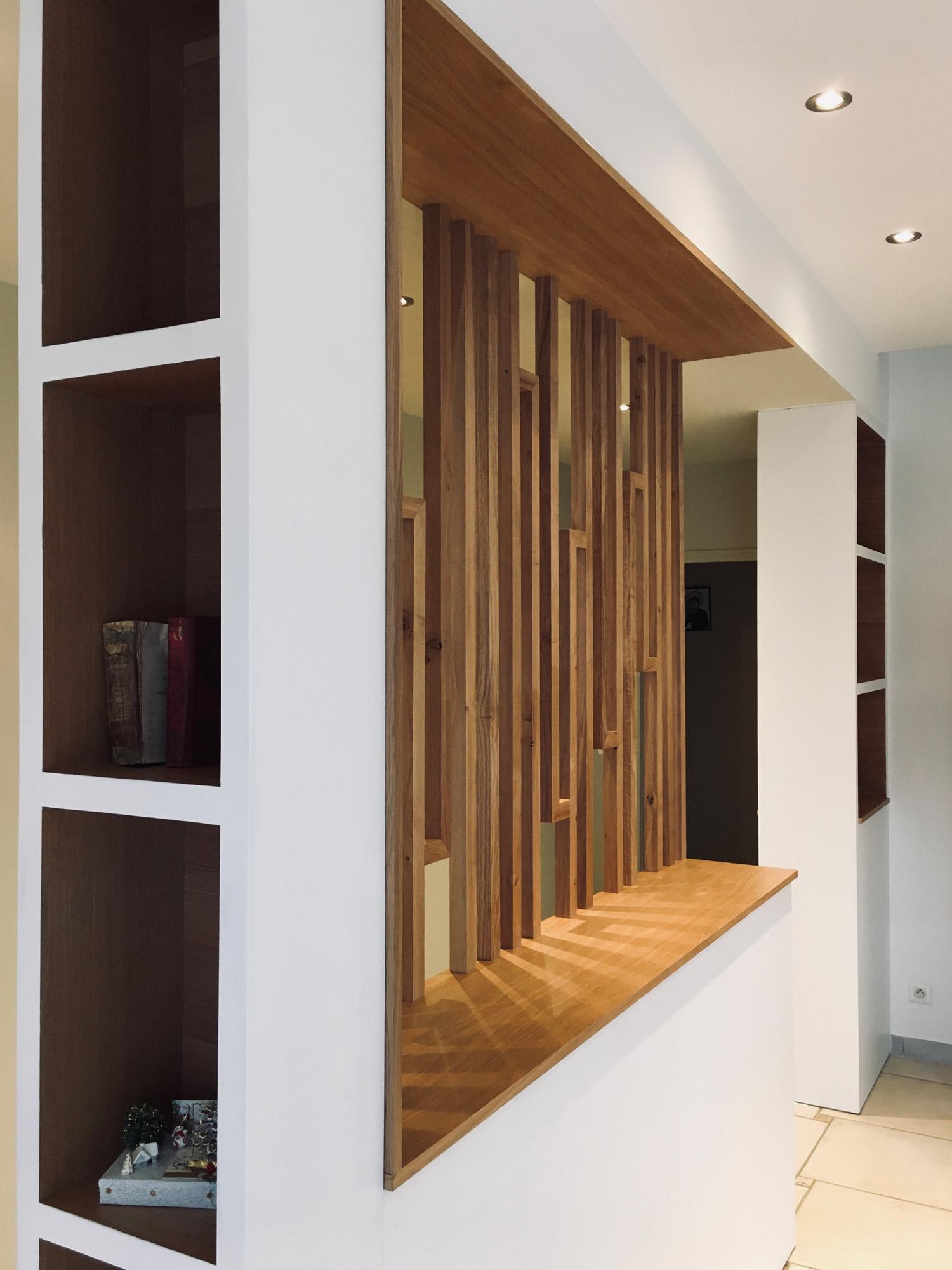 architecture montpellier renovation interieur mobilier sur mesure 6